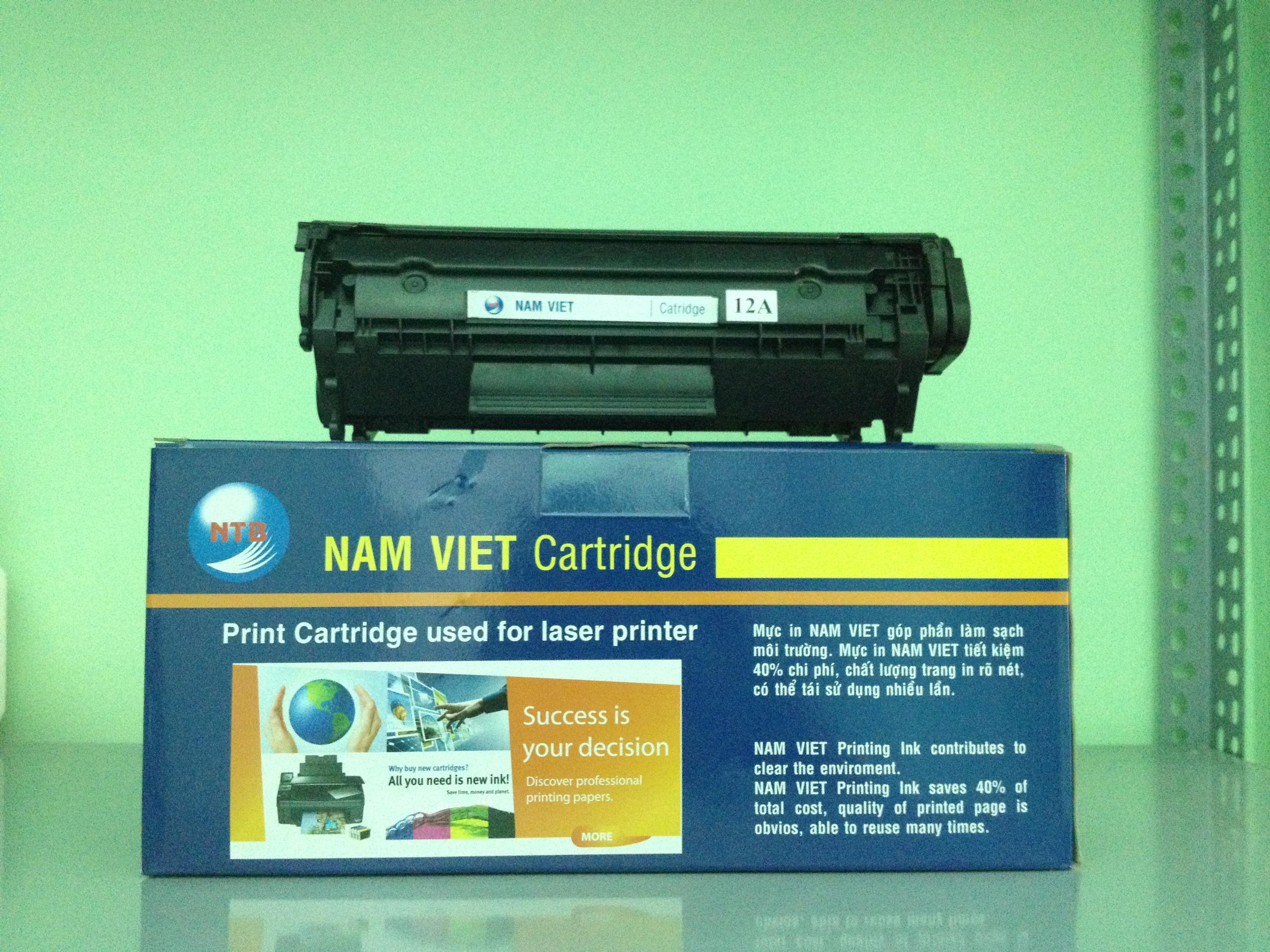 Cartridge HP Laserjet P1102/1102W