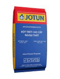 Jotun Putty Int & Ext - Bột trét nội ngoại thất màu trắng (40Kg)