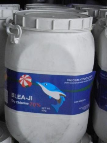 Calcium hypochloride (Ca(OCL)2) 70%